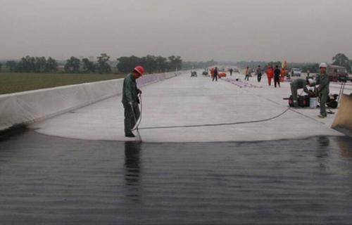 怎样用浅显直观的要领辨别新型防水涂料的好坏?