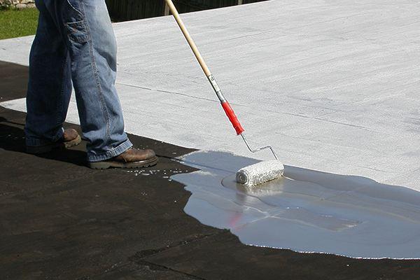 如何解决浸水环境下的防水涂料?