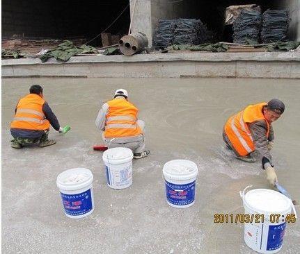 催化剂,水泥基渗透结晶型防水材料的精髓所在!